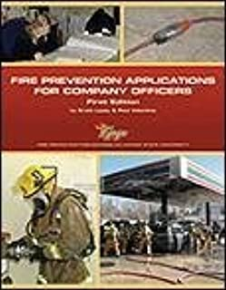 Fire Prevention Applications for the Company Officer