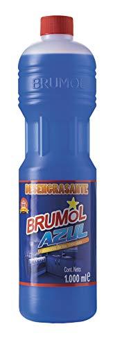 Brumol Desengrasante Azul - Paquete de 15 x 1000 ml - Total: 15000 ml