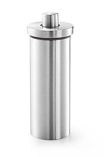 ZACK 24020 Cera Süßstoffspender, Edelstahl matt