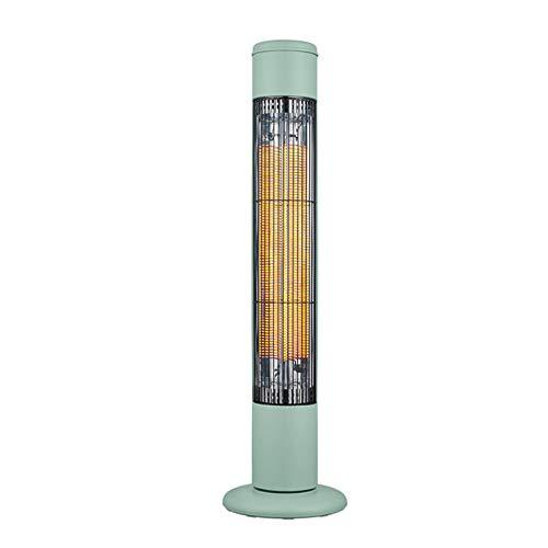 DNNAL Calentador de casa, Estufa de asado con Calentador eléctrico de Calentamiento...