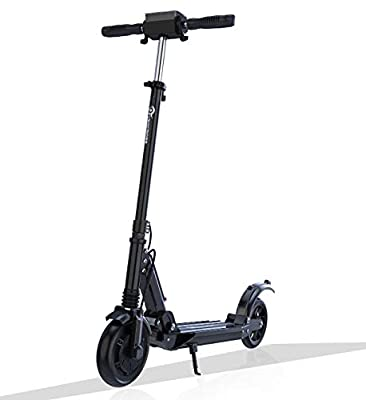 GeekMe Electric Scooter Light weight scooter Up to 30 km/h | Foldable electric scooter with LCD display | 7.5Ah battery | Maximum load 120 kg For adults and Teenagers