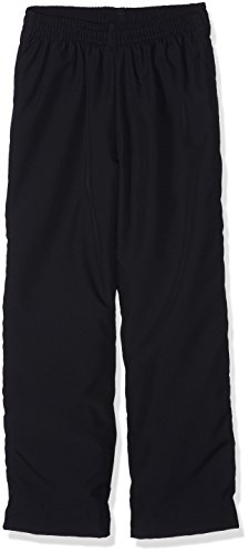 Akoa Jungen Pitch Side Pant Sporthose, Schwarz (Black BLK), Small