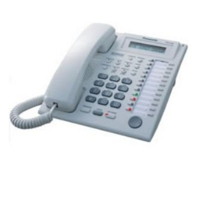 Panasonic KX-T7731 Telephone - White