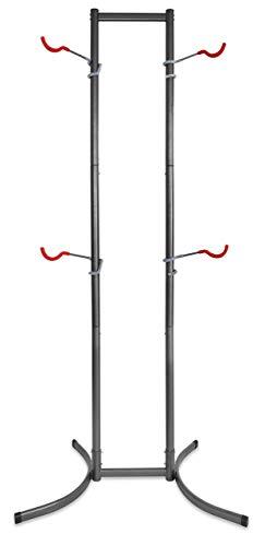 Delta Cycle Michelangelo Canaletto Two Four Bike Gravity Stand Garage Indoor Storage Adjustable (Renewed)