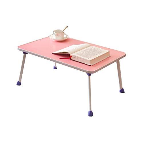 ShiSyan Cama Plegable portátil Escritorio de la Tabla Holder Desayuno portátil de la tablilla del Ordenador for Sofá Suelo