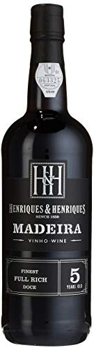 Henriques & Henriques Madeira Finest Full Rich Aged 5 years süß (1 x 0.75 l)