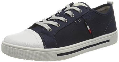 Jana Softline Damen 8-8-23664-26 805 Sneaker, Blau, 40 EU