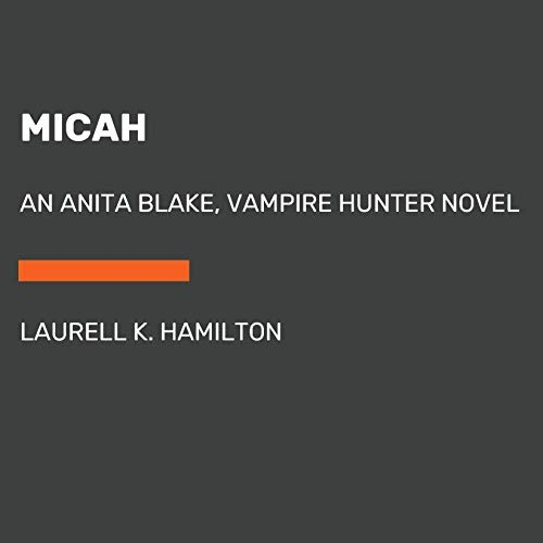 Micah audiobook cover art