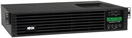 Tripp Lite Smartonline Su1000rtxlcd2u - Ups - Ac 100/110/115/120/127 V - 900 Watt - 1000 Va - Rs-232, Usb - 6 Output Connector(S) - 2U