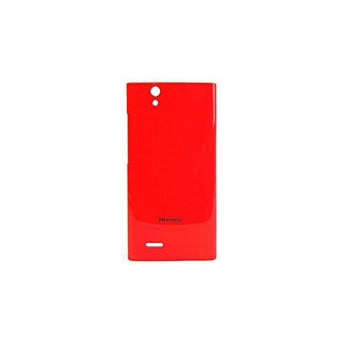 Hisense Electronic Iberia S.L.–Custodia telefono telefono smartphone Hisense U988Roja