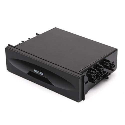 Caja de almacenaje 177x50x120mm almacenamiento de coche universal Caja CX-38 de una...