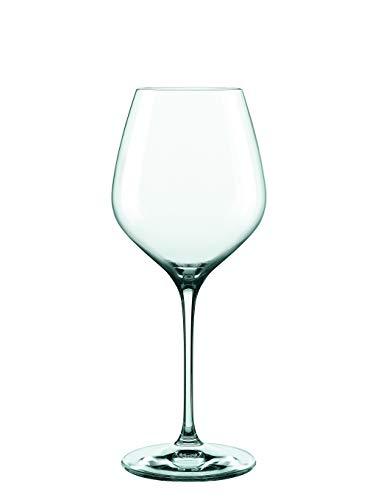 Spiegelau & Nachtmann, 4-teiliges Burgunderglas XL Set, Kristallglas, 840 ml, Supreme, 0092083-0