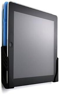Koala Tablet Wall Mount Dock by Dockem; for iPad Air/Mini/Pro, Samsung Galaxy Tab/Note, Nexus 7/10, and More (Black Brackets, Screw-in Version)