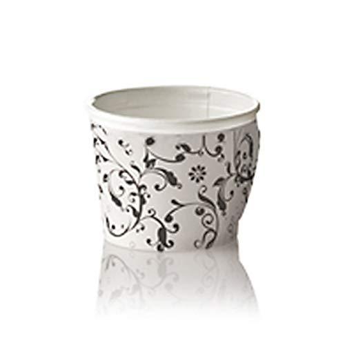 Bio 240 beker 85 ml thermo-koffiebeker van karton voor Take Away koffie warme dranken 4,6 h cm Ø 5,8