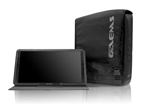 """GAEMS M155 15.5"""" HD LED Performance Gaming Monitor Bundle with Backpack for PS4, XBOX ONE, and other Consoles (console not included)"""