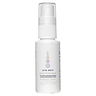 Zita West Vitamin D Spray - 3 months supply by Zita West