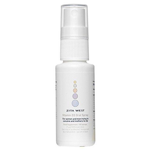 Zita West Vitamin D Spray - 3 Months Supply