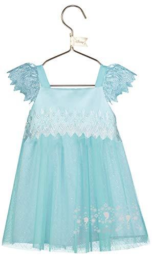 Fancy Me Ragazze più e Baby Luxury Boutique Lace Disney Elsa Frozen TV Libro Film Matrimonio di Festa di Compleanno Occasione Speciale Vestito 3months-10Anni
