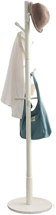 LSNLNN Hangers Las Vegas Mall Coat Rack 2021 model Modern Wooden Clothse Stand E
