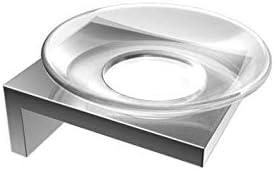 ICO V1523 Volkano Erupt Glass In Soap Topics on Cheap bargain TV Chrome Dish