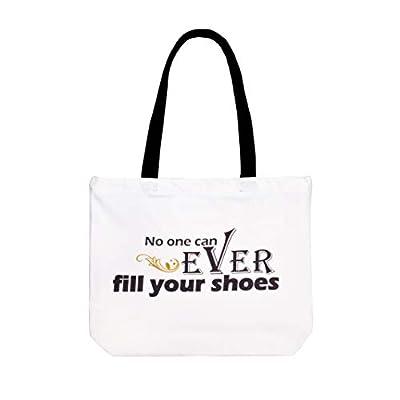 Amazon - Save 60%: Tote Bag Large Capacity Cotton Reusable Eco-Friendly Green Shopping…