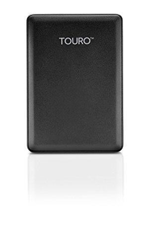 HGST, a Western Digital Company Touro Mobile USB 3.0 Portable Drive 1TB (0S03801)
