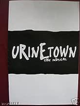 Brand New Playbill from the Off Broadway run of Urinetown, The Musical starring, Marcus Lovett Jennifer Laura Thompson John Cullum Jennifer Cody