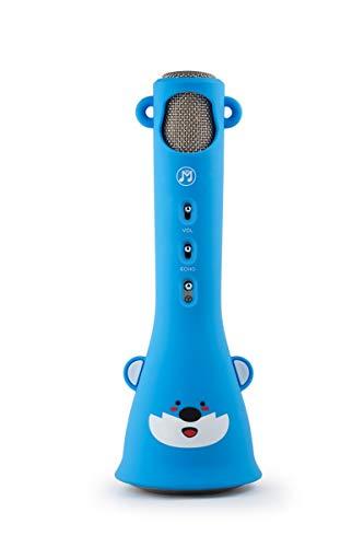 Technaxx  Karaoke Mikrofon KidsFun BT-X46 blau