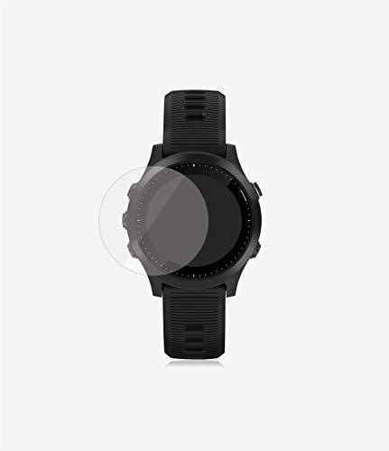PanzerGlass Displayschutz passend für Smartwatches mit 40,5 mm Durchmesser Garmin Fenix 6X Pro