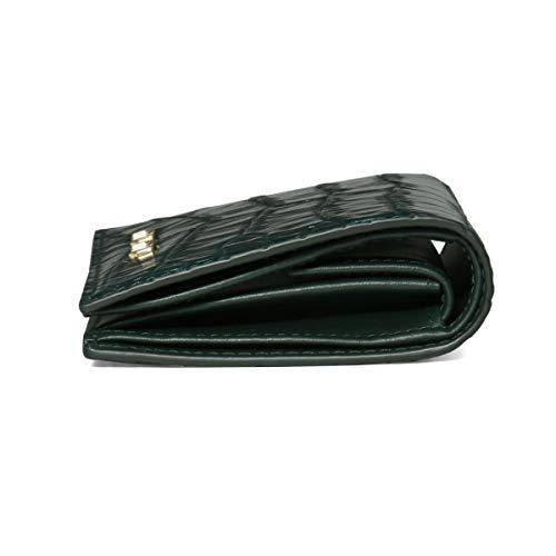 (ミュウミュウ)MIUMIU二つ折り財布ST.COCCOグリーン5MV2042B8GF077U[並行輸入品]