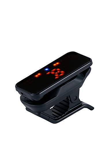 KORG Stimmgerät für Gitarre und Bass, chromatisch, PC-2+, Clip-On