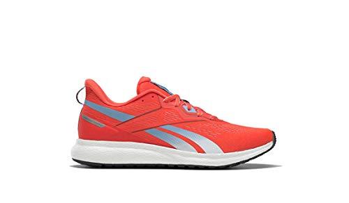 Reebok mens Forever Floatride Energy 2 road running shoes, Vivid Orange/White/Fluid Blue, 10.5 US