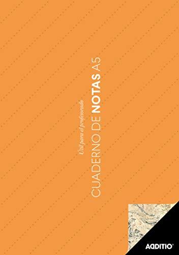 Additio P102 - Cuaderno de Notas A5, Colores Aleatorios