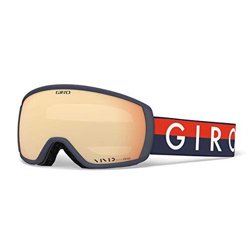 Giro Herren Balance Skibrille, Midnight red Throwback, M