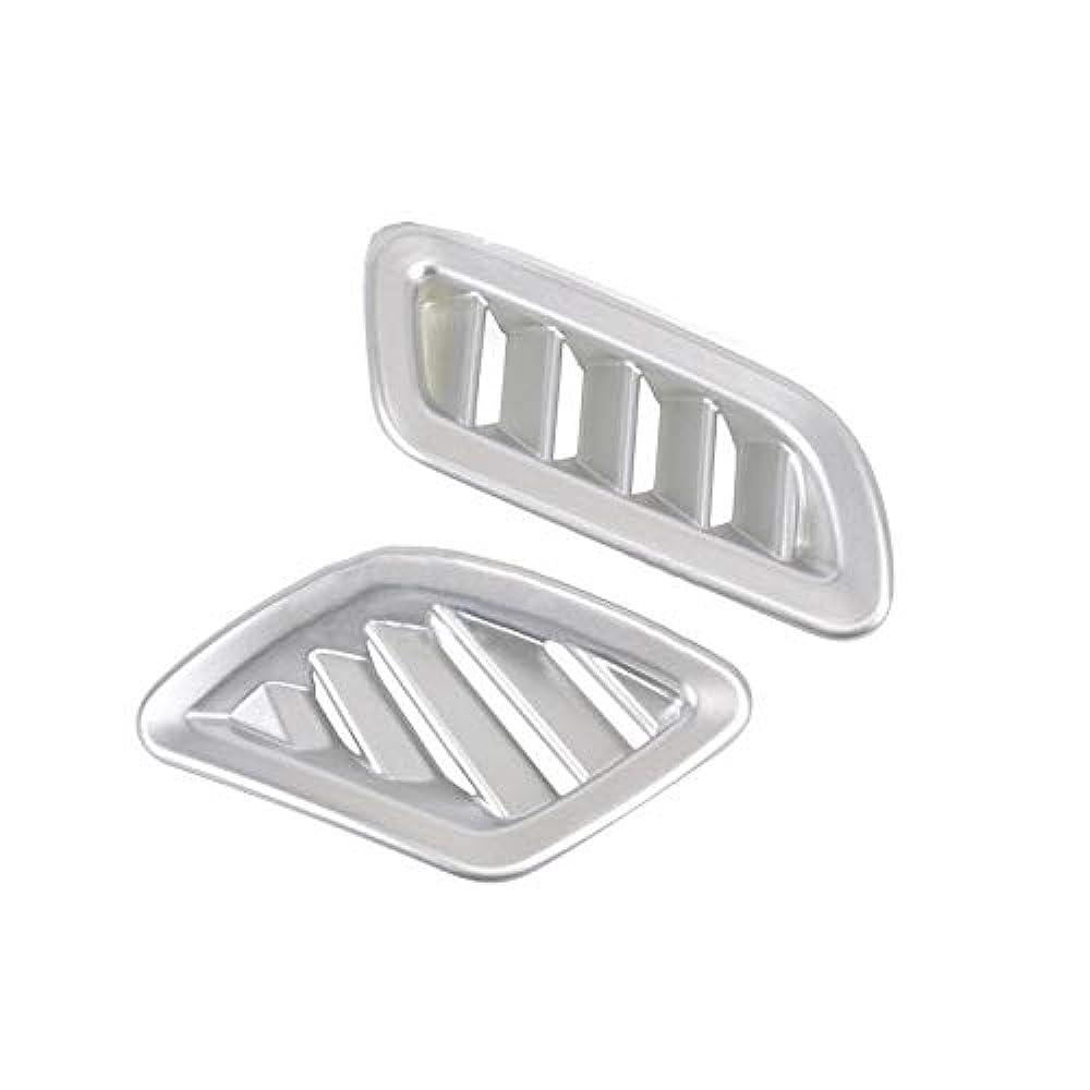 急性適切にリーガンJicorzo - Car Interior Dashboard Vent Cover Trim Sticker Car Interior Styling Accessory For Jeep Renegade 2016-2017 Car Part Decoration