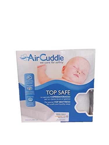 AirCudle copri materasso top safe 63x125
