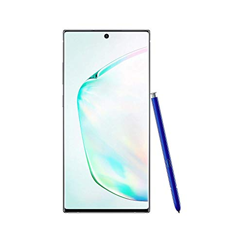 Samsung Galaxy Note10+ 5G Single-SIM 256 GB 6.3-Inch Android Smartphone - Aura Glow (UK Version)