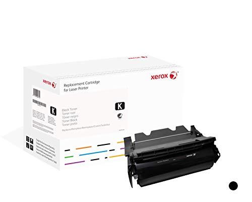 XEROX Original Toner schwarz fuer Lexmark T640 T644 21.000 Seiten