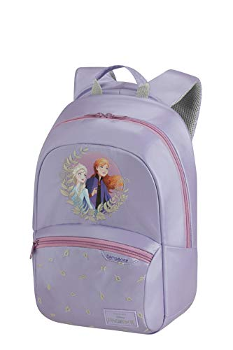 Samsonite Disney Ultimate 2.0 - Kinderrucksack S+, 34 cm, 11 L, Lila (Frozen II)