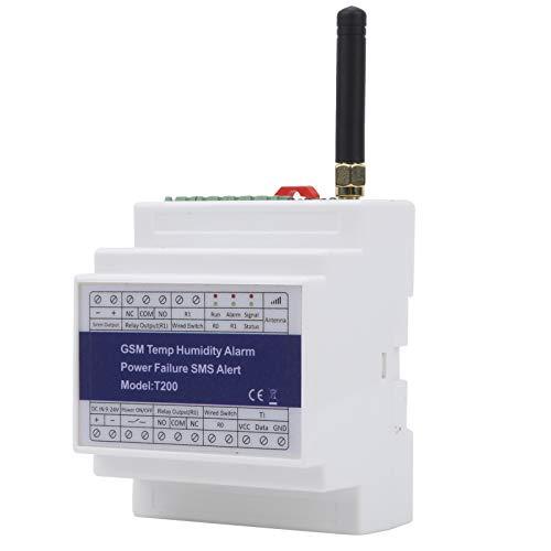 Múltiples aplicaciones Múltiples llamadas autorizadas Batería de respaldo interna recargable Monitor de temperatura remoto Alerta de temperatura utilizada para el control de pestillo de