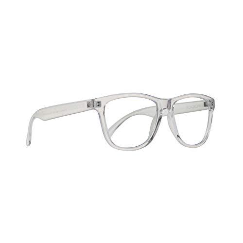 Reboot Optics Gafas de Ordenador de Luz Azul, Gafas de Pantalla, Unisex, Transparente, Talla unica