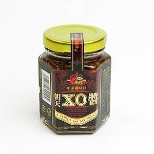 朝天 XO醤 中華調味料 4個