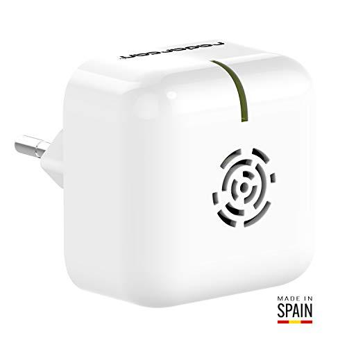 Radarcan® R-106 AntiRatones y Cucarachas Premium, 25m2, Blanco