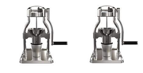 ROK Coffee Grinder, Aluminum (2)