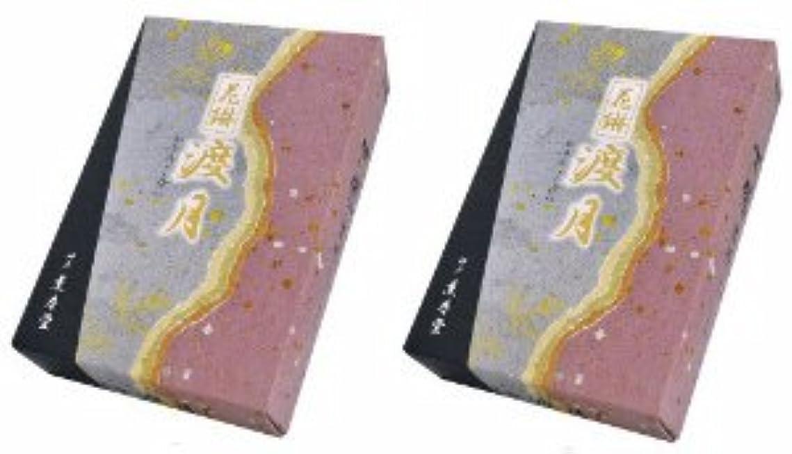 幾分激怒やさしく薫寿堂 花琳渡月 大バラ 2箱セット