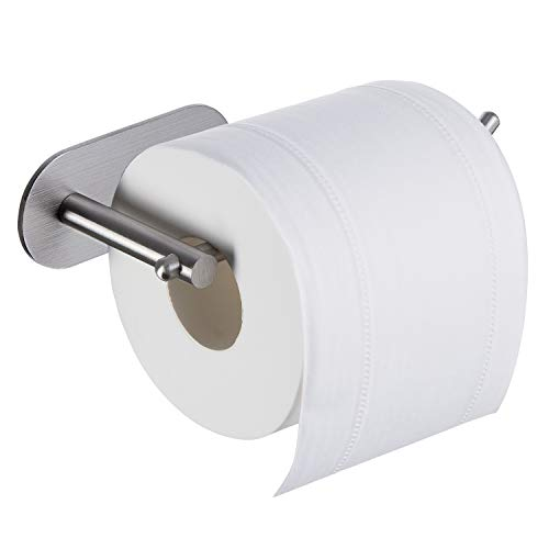 YIGII Adhesive Toilet Paper Holder