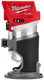 Milwaukee M18 Fuel 2723 20 Compact Router Bare Tool product image