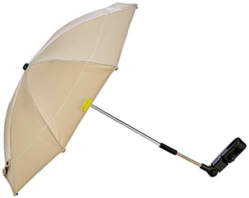 Concord Sunshine Sombrilla para Silla de Paseo con Protección Solar UV 50+, Color Powder Beige