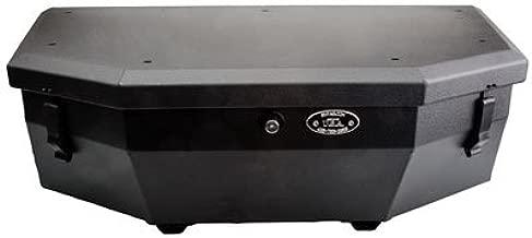 Ryfab Aluminum Cargo Box with Top Rack Black for Can-Am Maverick X3 X DS Turbo R 2017-2018
