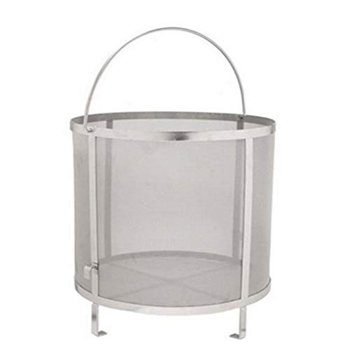 Edelstahl-Bier-Hopper Filter, leicht zu bedienen und zu reinigen, für Heimbierbrauausrüstung
